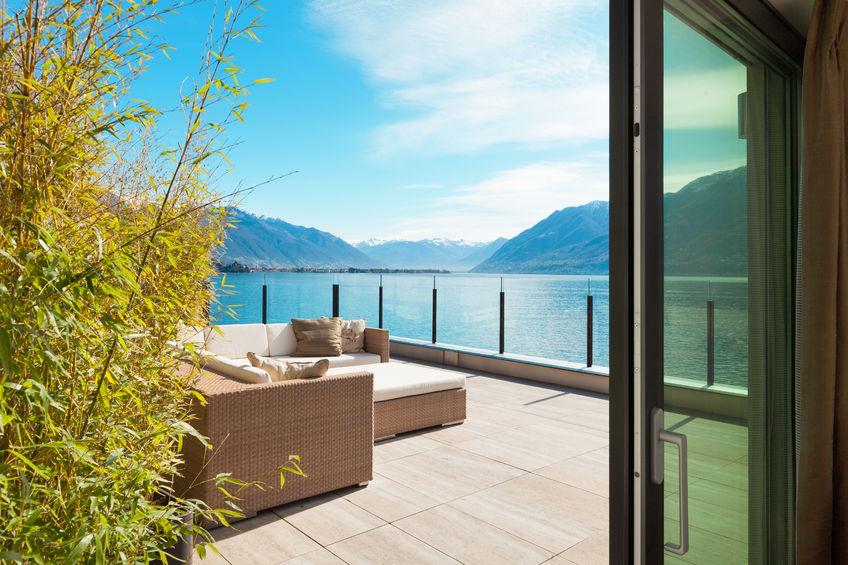 Tipos de cristaleras para terrazas ideaterrazas cortinas de cristal - Tipos de toldos para terrazas ...