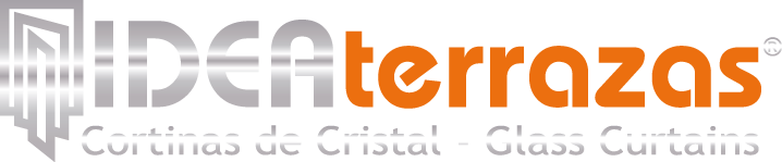 Glass Curtains Malaga Spain for Terraces | IDEAterrazas Retina Logo