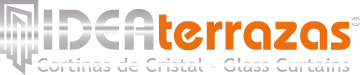 Glass Curtains Malaga Spain for Terraces | IDEAterrazas Logo