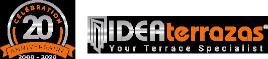 Rideaux en Verre Malaga Espagne pour Terrasses | IDEAterrazas Logo